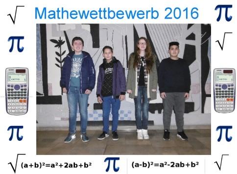 mathewettbewerb (Andere)